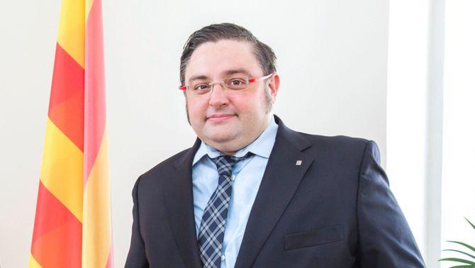 El delegat de la Generalitat a l'Europa central, Adam Casals (ACN)