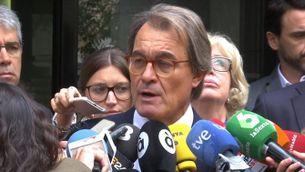 9N: Artur Mas diu que és un judici per venjança