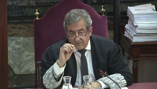 """The State Attorney General during the trial: """"What happened in Catalonia was a coup d'état"""""""