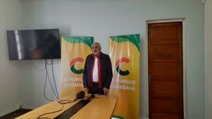 Bolívia busca presidenta