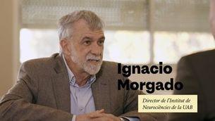 """Ignasi Morgado: """"Quan una persona té odi sostingut està sent tòxica cap a ella mateixa"""""""