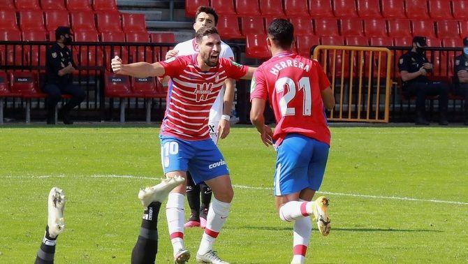 El Granada acaba amb la ratxa del Sevilla (1-0)