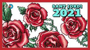 Sant Jordi 2021
