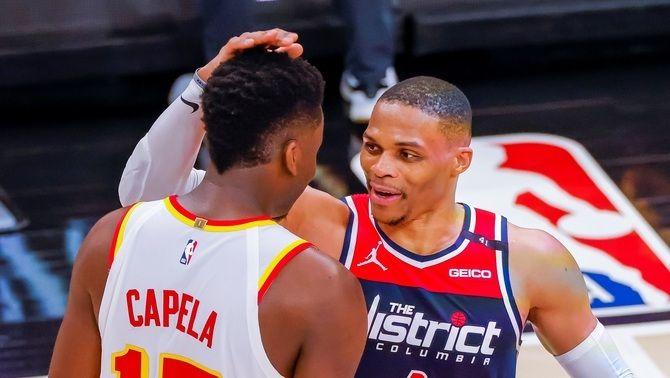 Russell Westbrook supera el registre històric de triples dobles a l'NBA