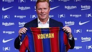 Koeman serà l'entrenador del Barça si no hi ha cap contratemps
