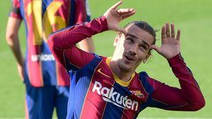 Griezmann revela on jugarà quan acabi contracte amb el Barça