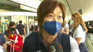 """Mayu Fujiki: """"Si hi ha un país que pot controlar la situació és el Japó"""""""