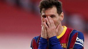 El Barça comunica que Leo Messi no continuarà al club