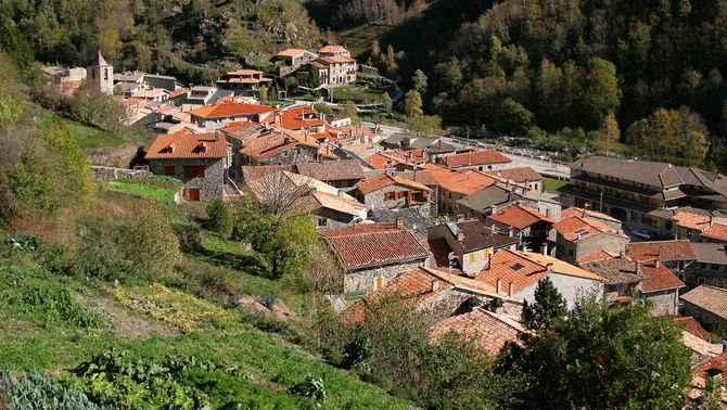 Un terratrèmol de magnitud 3,5 al Ripollès es deixa notar al nord de Catalunya