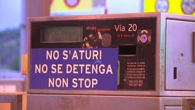 El calvari d'entrar i sortir de Barcelona en cotxe