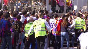 El Barça revisarà els protocols de seguretat