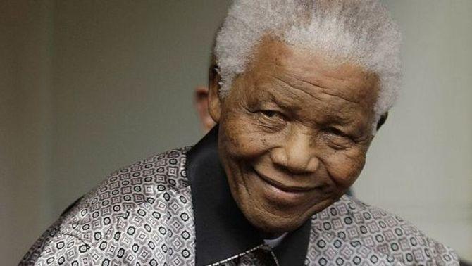 Nelson Mandela, en una imatge d'arxiu.