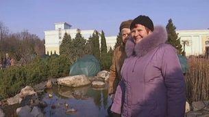 La residència luxosa de Ianukóvitx