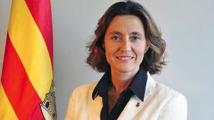 Mercè Conesa, portaveu de CDC