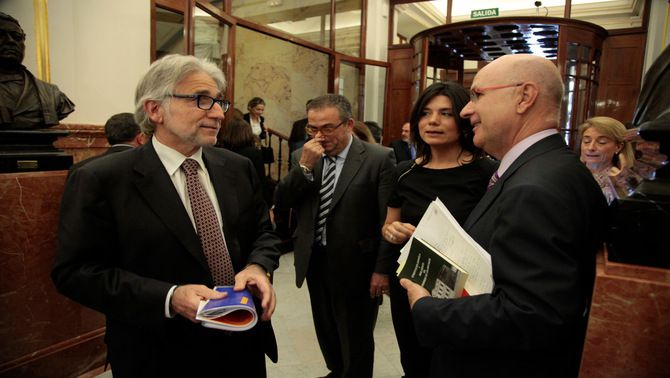"""Sánchez Llibre demana una rectificació als alcaldes de Figueres i Mataró o """"les coses aniran a pitjor"""" per a CiU"""
