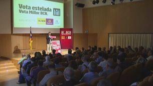 Acte de Solidaritat Catalana per la Independència i Reagrupament