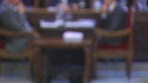 El ple per aprovar el cartipàs municipal a l'Ajuntament de Girona
