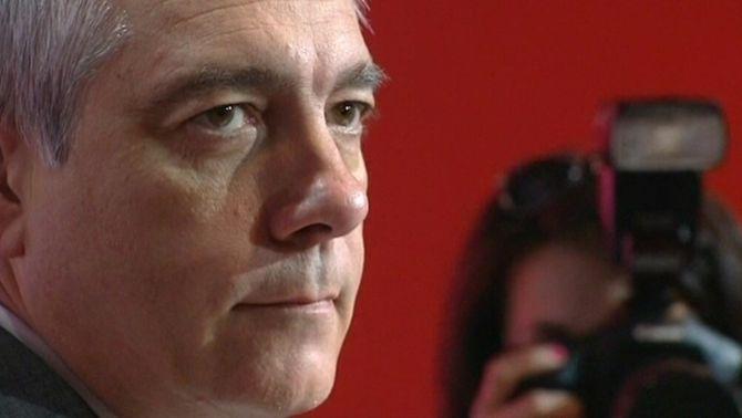 Pere Navarro s'ofereix per tornar a la primera línia política