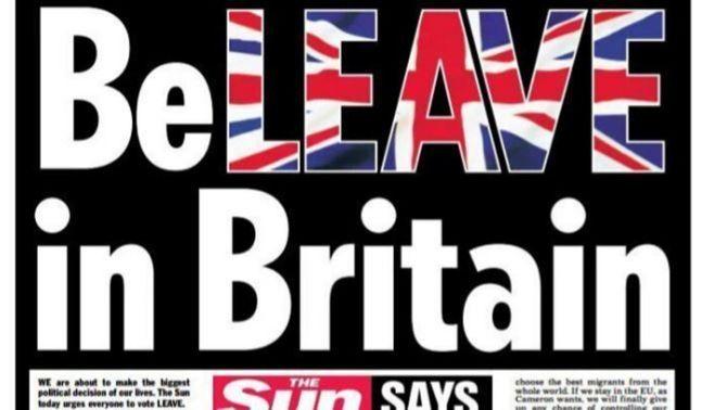 Les enquestes indiquen que els partidaris del Brexit poden guanyar amb claredat