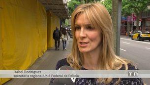 El sindicat Unió Federal de Policia reclama més personal a l'aeroport del Prat