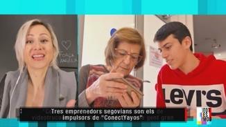 """Imatge de:Iniciatives solidàries: """"ConectYayos"""" i """"Llibreries obertes"""""""