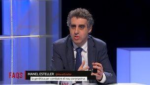 """""""Preguntes freqüents"""": el desconfinament amb la consellera Vergés, el dr. Esteller i la sexòloga Valérie Tasso"""