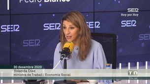 Yolanda Díaz,  la nova vicepresidenta