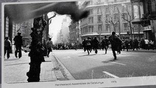 """Pilar Aymerich: """"A les manifestacions, ningú no contemplava que hi hagués una dona fent fotos"""""""