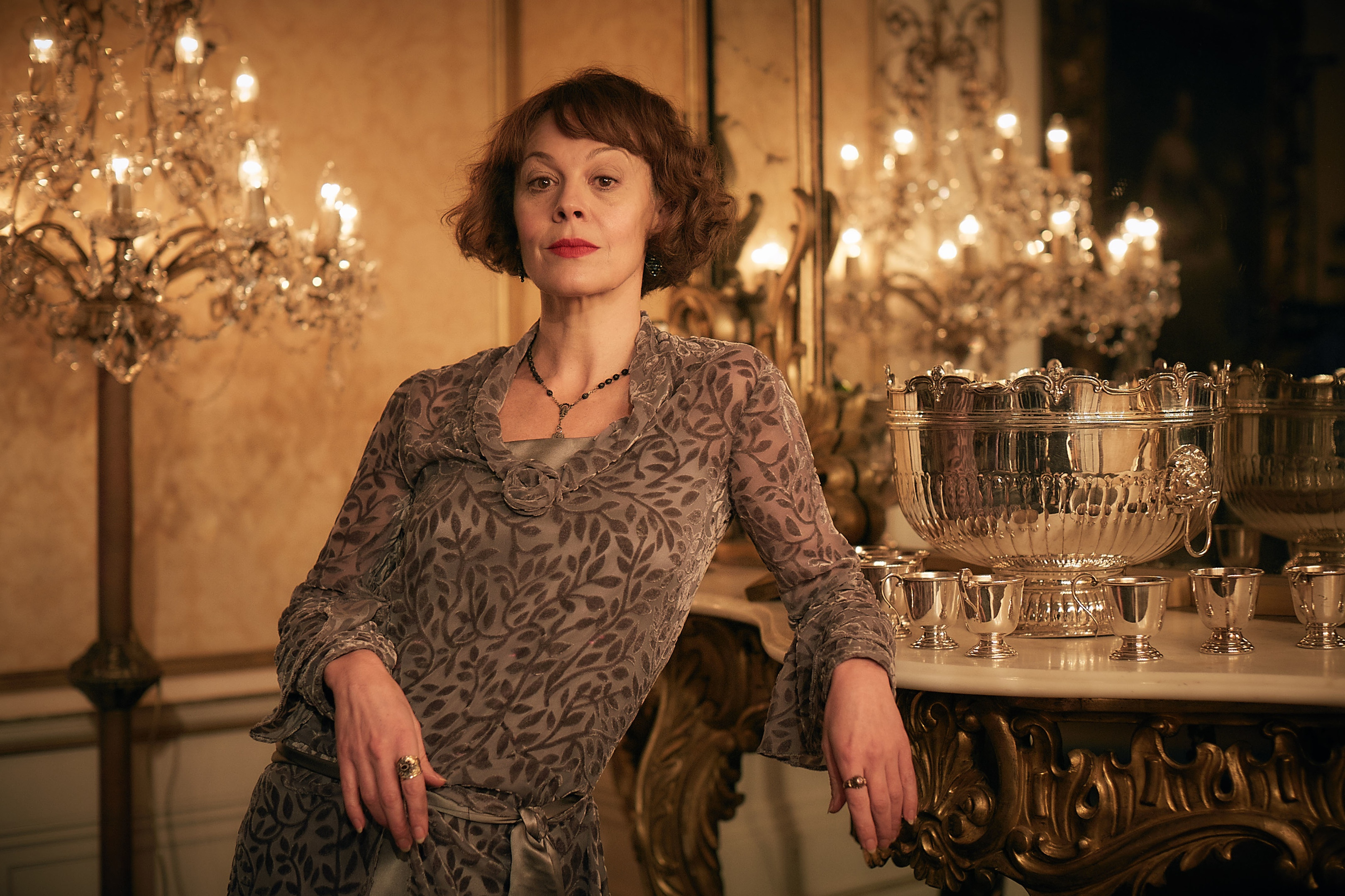 "Mor l'actriu Helen McCrory als 52 anys, coneguda per ""Peaky Blinders"" i ""Harry Potter"""