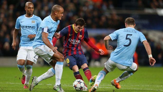 Unzué impulsa un amistós Barça-Manchester City en benefici de la investigació contra l'ELA