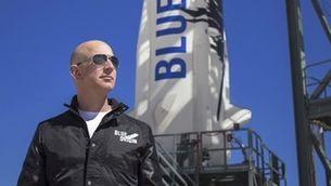 28 milions de dòlars, el preu per viatjar 10 minuts a l'espai amb Jeff Bezos