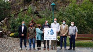 Tret de sortida als actes de celebració del 50è aniversari de la central de Tavascan