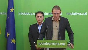 """Hererra: """"l'última paraula la té el poble català"""""""