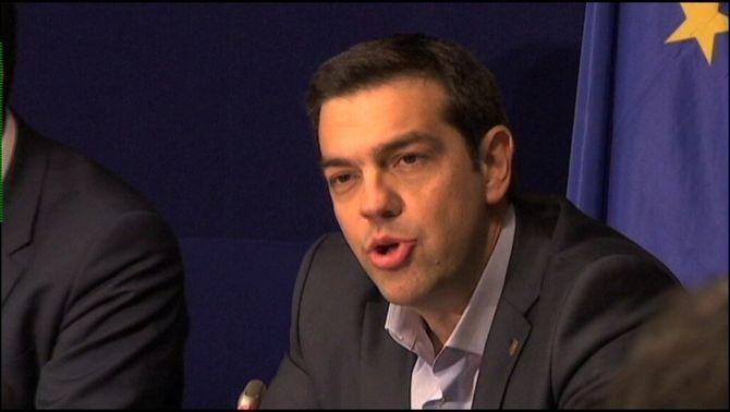Tsipras diu que Rajoy està nerviós i que extrapola els problemes interns d'Espanya a la negociació del deute grec