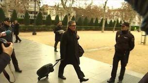 La fiscalia demana la retirada del passaport de Jordi Pujol Ferrusola