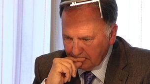 El secretari general de Manos Limpias, Miguel Bernad