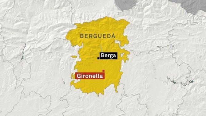 Una dona de 32 anys mor assassinada a Gironella