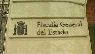 Façana de la seu de la Fiscalia General de l'Estat a Madrid