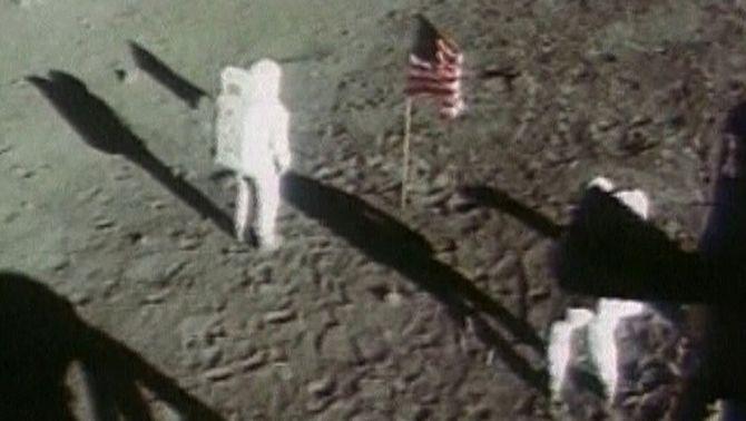 Els astronautes que van trepitjar la Lluna podrien haver mort per les tempestes solars