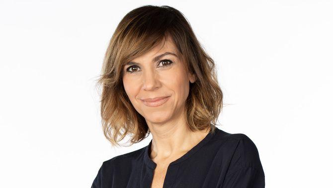 """Cristina Puig, la presentadora de la nova etapa del """"FAQS"""""""