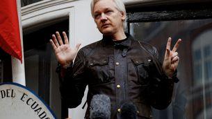 Assange i el procés català, un dels factors que han desencadenat la seva detenció
