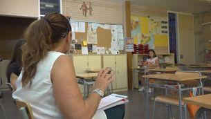 El govern calcula que caldrà contractar 9.000 mestres per començar el nou curs al setembre