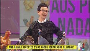 """La xef Carme Ruscalleda al """"Tot es mou"""""""
