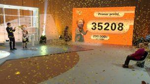 La Grossa de Cap d'Any 2020 - El sorteig