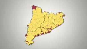 Els resultats del 14F en gràfics: de la pugna de blocs al transvasament per municipis