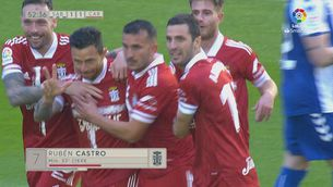 Resum del Sabadell-Cartagena (1-1)
