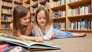 Llibres per a criatures i joves. Llegir cura i fa créixer