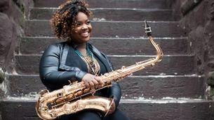Les veus del jazz: Camille Thurman