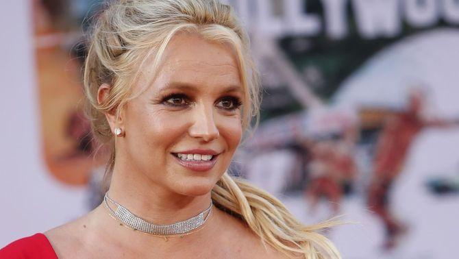 "Spears, a l'estrena de la pel·lícula ""Once upon a time in Hollywood"" (Europa Press/Kay Blake/ZUMA)"