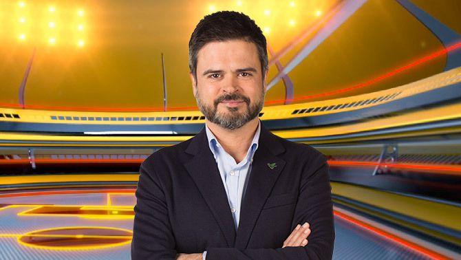 """El periodista Jordi Grau és el nou presentador de """"Gol a gol"""""""